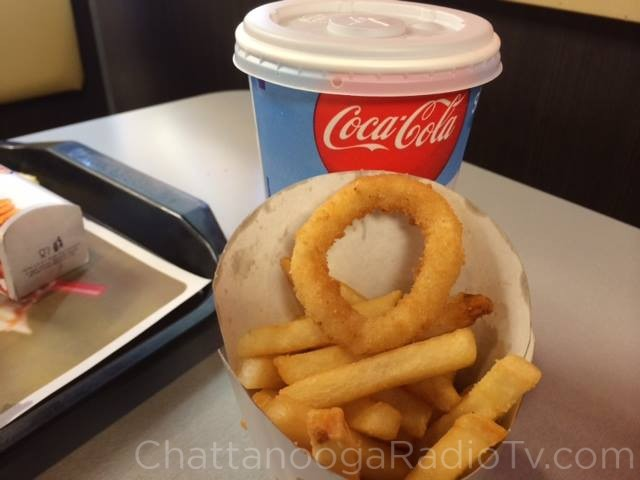 If a stray onion ring somehow finds its way into your box of fries