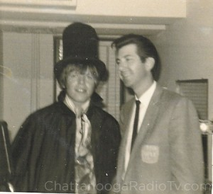 "Peter Noone (""Herman"") and Tommy Jett"