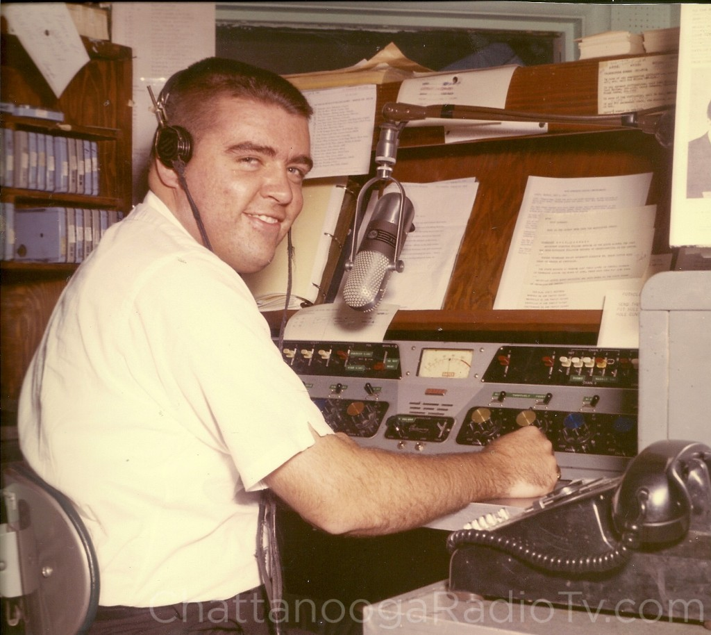 Don Welch on WDXB, 1964