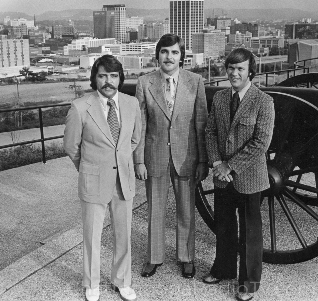 Don Welch, Bob Johnson & Darrell Patterson, 1976