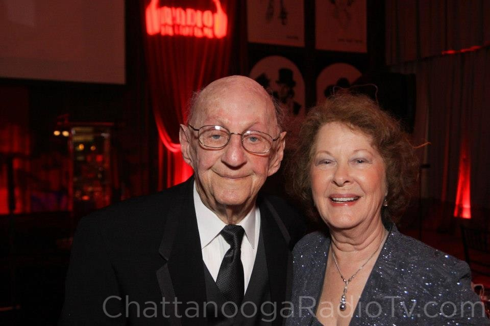 Luther & Mary Masingill, National Radio Hall of Fame in Chicago, November 10, 2012