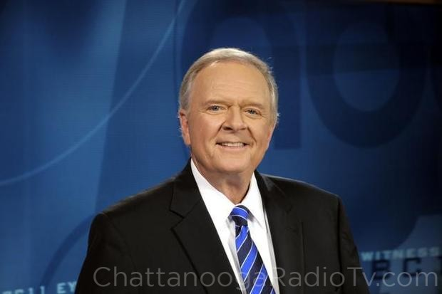 WTVD news anchor Larry Stogner