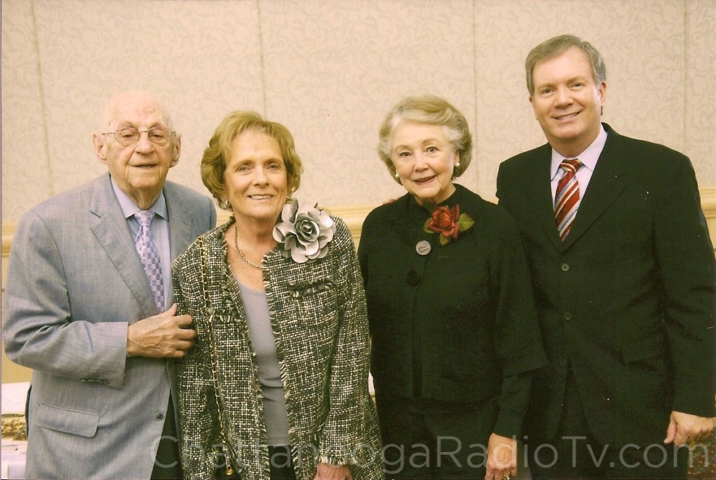 Luther Masingill, Marilyn Lloyd, Marcia Kling and David Carroll, Nov. 2011