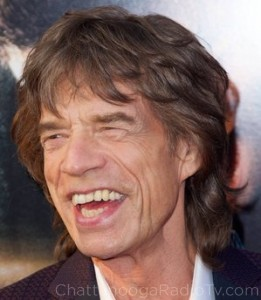 Mick Jagger, great-grandfather