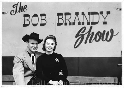 Bob and Ingrid in the early days of their Chattanooga show