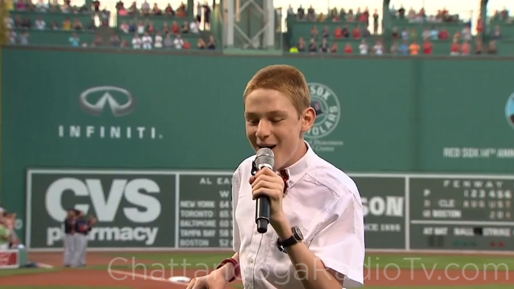 Christopher Duffley at Fenway Park, August 17, 2015 (mlb.com)