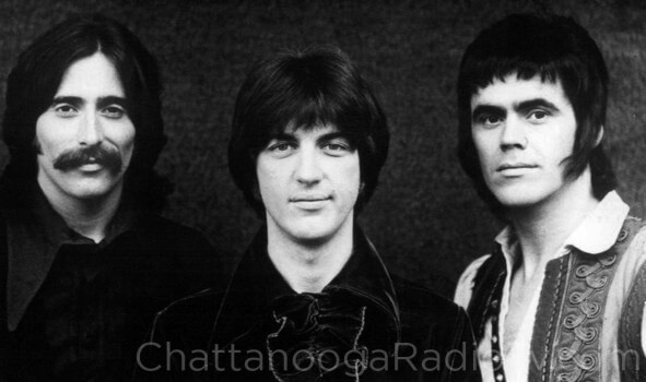Chuck Negron, Cory Wells and Danny Hutton 1973