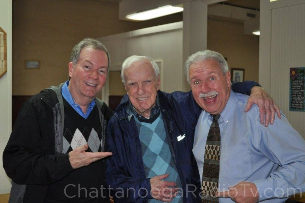 With Bill Casteel and Garry Mac, January 2016